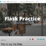 flask_practice